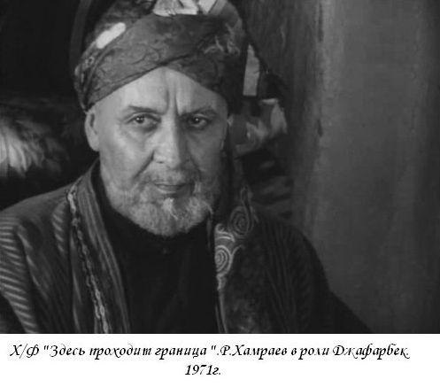 Известные актеры узбекистана
