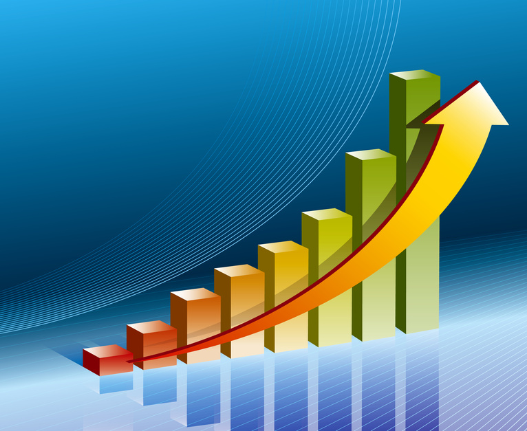 Рост ВВП России за I квартал 2014 года составил 0,9%